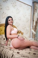 Antonia charmant, temperamentvoll